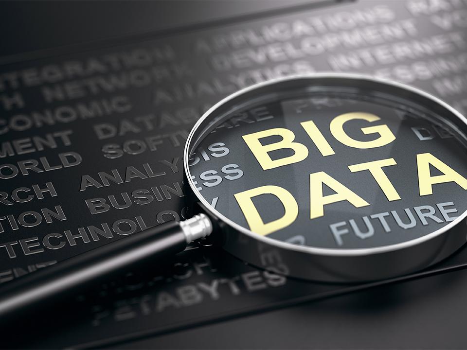 Big Data Definition Concept.